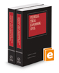 Federal Trial Handbook: Civil, 2018-2019 ed.
