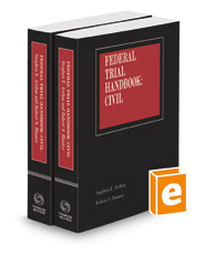 Federal Trial Handbook: Civil, 2020-2021 ed.
