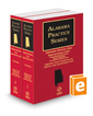 Alabama Pattern Jury Instructions - Civil, 3d (2017-2018 ed.) (Alabama Practice Series)