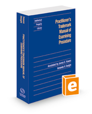 Practitioner's Trademark Manual of Examining Procedure, 2021-2 ed.