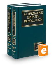 Alternative Dispute Resolution, 3d
