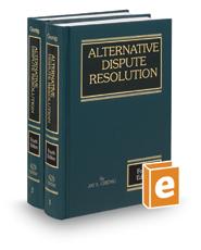 Alternative Dispute Resolution, 4th