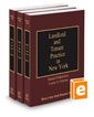 Landlord and Tenant Practice in New York, 2016-2017 ed. (Vols. F-H, New York Practice Series)