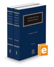 Illinois Appellate Practice Manual, 2020 ed.
