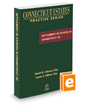 Settlement of Estates in Connecticut, 3d, 2020 ed. (Connecticut Estates Practice)