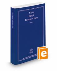West's® Illinois Insurance Laws, 2016 ed.