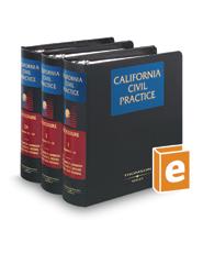 Procedure (California Civil Practice)