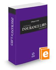 DiMugno & Glad California Insurance Laws Annotated, 2021 ed. (California Desktop Codes)