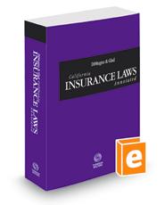 DiMugno & Glad California Insurance Laws Annotated, 2022 ed. (California Desktop Codes)