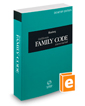 Blumberg California Family Code Annotated, 2016 ed. (California Desktop Codes)