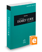 Blumberg California Family Code Annotated, 2018 ed. (California Desktop Codes)
