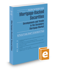 Mortgage-Backed Securities, 2017-2018 ed. (Securities Law Handbook Series)
