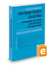 Mortgage-Backed Securities, 2018-2019 ed. (Securities Law Handbook Series)