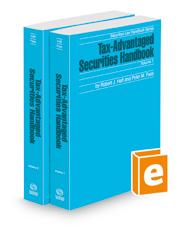 Tax-Advantaged Securities Handbook, 2021 ed. (Securities Law Handbook Series)