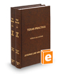 Juvenile Law and Practice, 3d (Vols. 29 and 29A, Texas Practice Series)