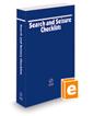 Search and Seizure Checklists, 2021-1 ed.