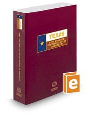 Texas Civil Practice Statutes and Rules Annotated, 2016 ed. (Texas Annotated Code Series)
