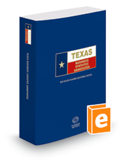 Texas Business Statutes Annotated, 2017 ed. (Texas Annotated Code Series)