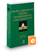 Dwyer & Bergsund's Federal Environmental Laws Annotated, 2017 ed.