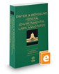 Dwyer & Bergsund's Federal Environmental Laws Annotated, 2020 ed.