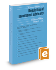 Regulation of Investment Advisers, 2017 ed. (Securities Law Handbook Series)