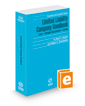 Limited Liability Company Handbook, 2020-2021 ed. (Securities Law Handbook Series)