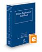 Patent Applications Handbook, 2016 ed.