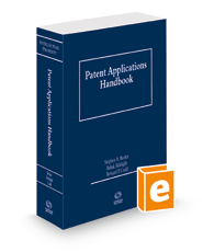 Patent Applications Handbook, 2020-2021 ed.
