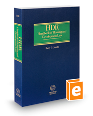 HDR Handbook of Housing and Development Law, 2020-2021 ed.