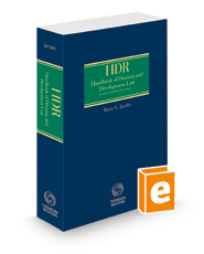 HDR Handbook of Housing and Development Law, 2021-2022 ed.