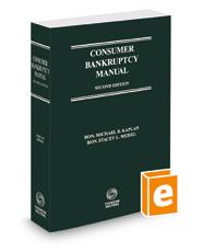 Consumer Bankruptcy Manual, 2d, 2020-2021 ed.
