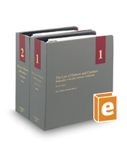 The Law of Debtors and Creditors: Bankruptcy, Security Interests, Collection, rev. ed.