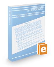H-1B Handbook, 2017 ed.