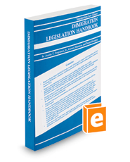 Immigration Legislation Handbook, 2016 ed.