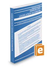 Immigration Legislation Handbook, 2017 ed.