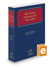 Real Estate Professional's Tax Guide, 2017-1