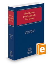 Real Estate Professional's Tax Guide, 2018-1