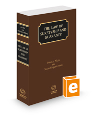 The Law of Suretyship and Guaranty, 2021 ed.