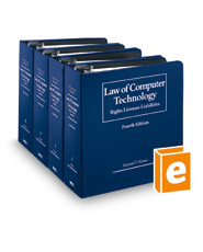 Law of Computer Technology, 4th