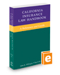 California Insurance Law Handbook, 2019 ed.