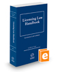 Licensing Law Handbook, 2019-2020 ed.