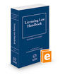 Licensing Law Handbook, 2020-2021 ed.