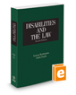 Disabilities and the Law, 4th, 2018-2 ed.