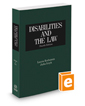 Disabilities and the Law, 4th, 2019-2 ed.