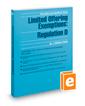 Limited Offering Exemptions: Regulation D, 2019-2020 ed. (Securities Law Handbook Series)