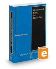 Occupational Safety and Health Law, 2016 ed.
