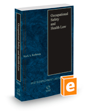 Occupational Safety and Health Law, 2018 ed.