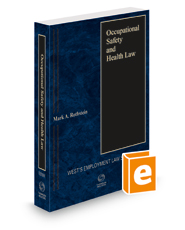 Occupational Safety and Health Law, 2021 ed.