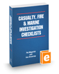 Casualty, Fire and Marine Investigation Checklists, 9th