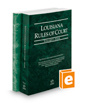 Louisiana Rules of Court - State and Federal, 2016 ed. (Vols. I & II, Louisiana Court Rules)